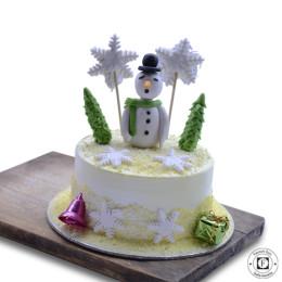 Merry Christmas Cake-1 Kg
