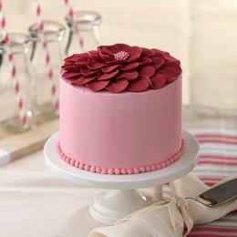 Blossom Flower Cake-0.5 kg
