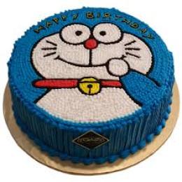 Doraemon Designer Cake- 500 gm