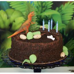 Dinosaur Cream Cake-1 Kg