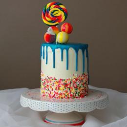 Sprinkle Lollypop Cake-1 Kg