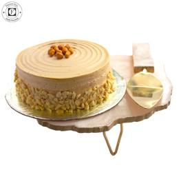 Peanut Paradise Cake-500 Gms