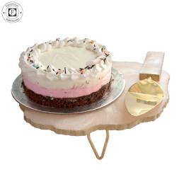 Triple Ice-Cream Cake-500 Gms