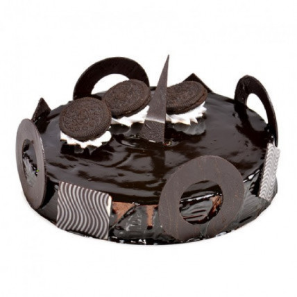 Brooke Oreo Cake - 500 Gm