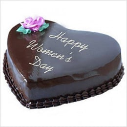 Women'S Day Heart Shape-500 Gms
