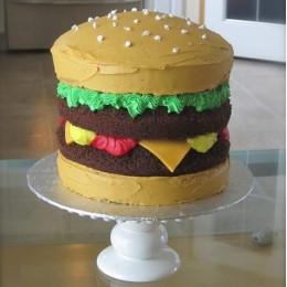 Hunger For Burger-1 Kg