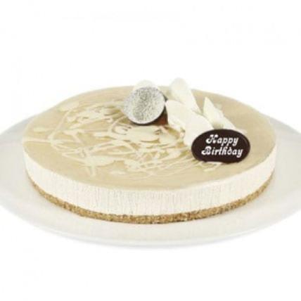 Vanilla cheese Cake - 500 Gm