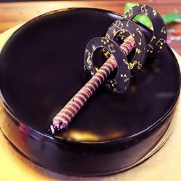 Pristine Truffle Cake - 500 Gm