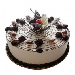 Web Of Happiness Cake - 500 Gm