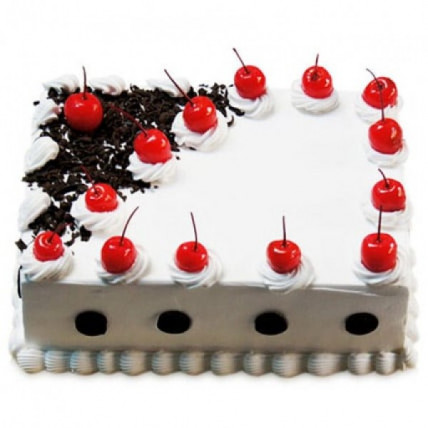 Blackforest With Cherries - 500 Gm