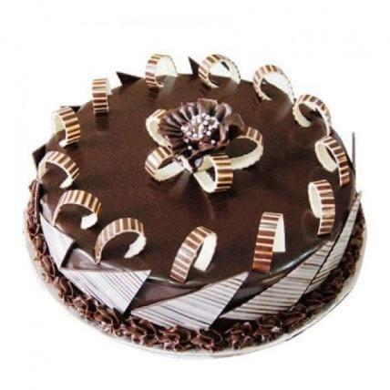 Choco Rumble Cake - 500 Gm