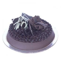 Choco Buzz Cake - 500 Gm
