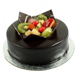 Fruit Gateaux - 500 Gm