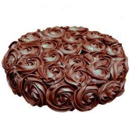 Dairy milk chocolate cake - 500 Gm