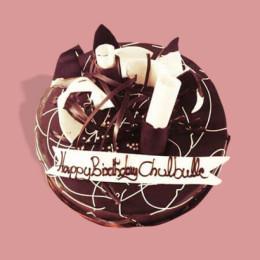 Belgium Chocolate Cake - 500 Gm