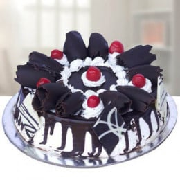 Exotic Blackforest Cake - 500 Gm