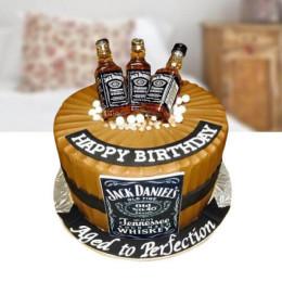 Jack Daniel Cake - 1 KG