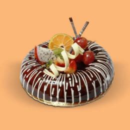 Yummy Chocolate Cake - 500 Gm
