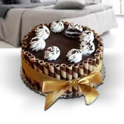 Chocolate Wafers Cake - 500 Gm