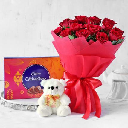 Valentine Celebration Combo