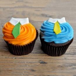 Dual Cupcake-set of 6