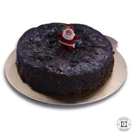 Santa Plum Cake-500 Gm