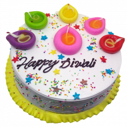 Diwali Celebration Cake-1 Kg