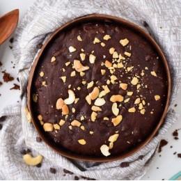 Choco Dry Plum Cake-500 Gm