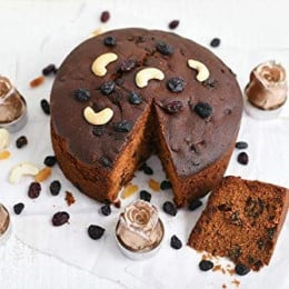 Raisins Cashew Cake-500 Gm