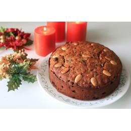 Vanilla Almond Cake-500 Gm