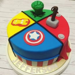 Marvel Cake-500 Gm