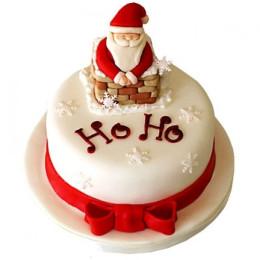 Hoho Christmas Cake - 1 KG