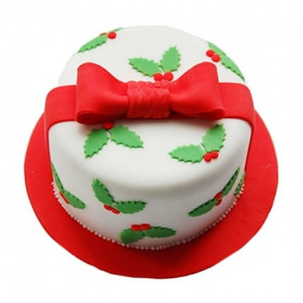 Special Christmas Gift Cake - 500 Gm