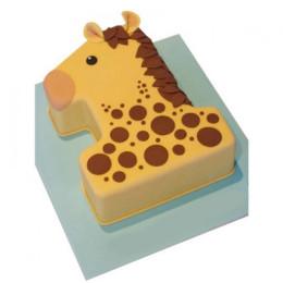 Giraffe Delight Cake - 2 KG