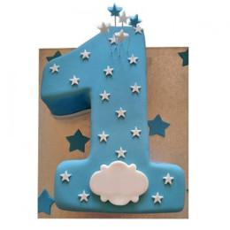 Starry Gaze Cake - 2 KG