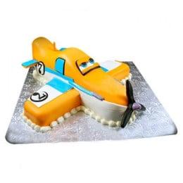 Animated Airplane Cake - 3 KG