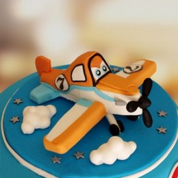 Fun Flight Cake - 5 KG