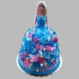 Heavenly Barbie Cake - 2 KG