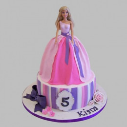 Wishful Barbie Cake - 2 KG