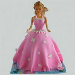 Just Wow Barbie Cake - 2 KG