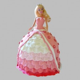 Style Queen Barbie Cake - 2 KG