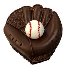 Baseball Special Fondant Cake - 2 KG