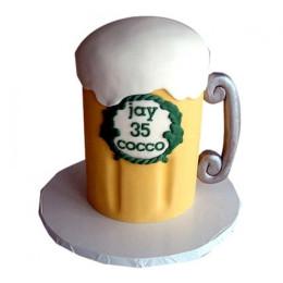 Beer Cake -1.5 KG