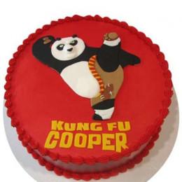 Kicking Po Cake - 500 Gm