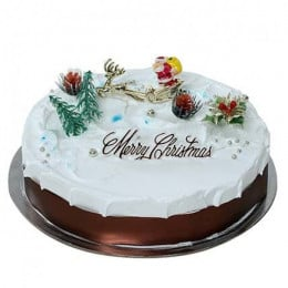 Merry Christmas Cake - 1 KG