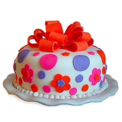 Bow Cake - 1 KG