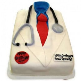 Mushy Doctor Cake - 2 KG