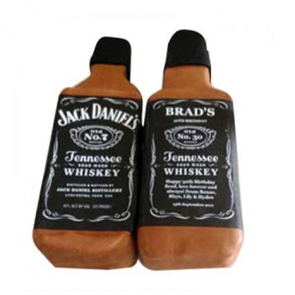 Delicious Jack Daniels Cake - 2 KG