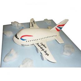 Airplane Cake - 3 KG
