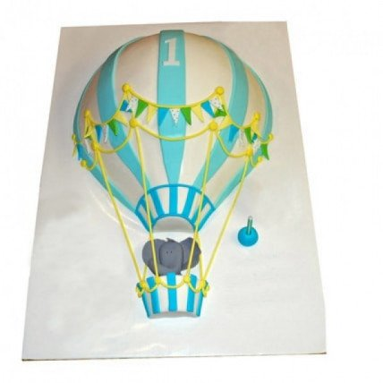 Balloon Of Wishes Cake - 2 KG